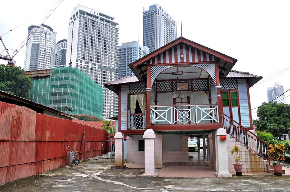 Kampung Baru Kuala Lumpur Walking Tour