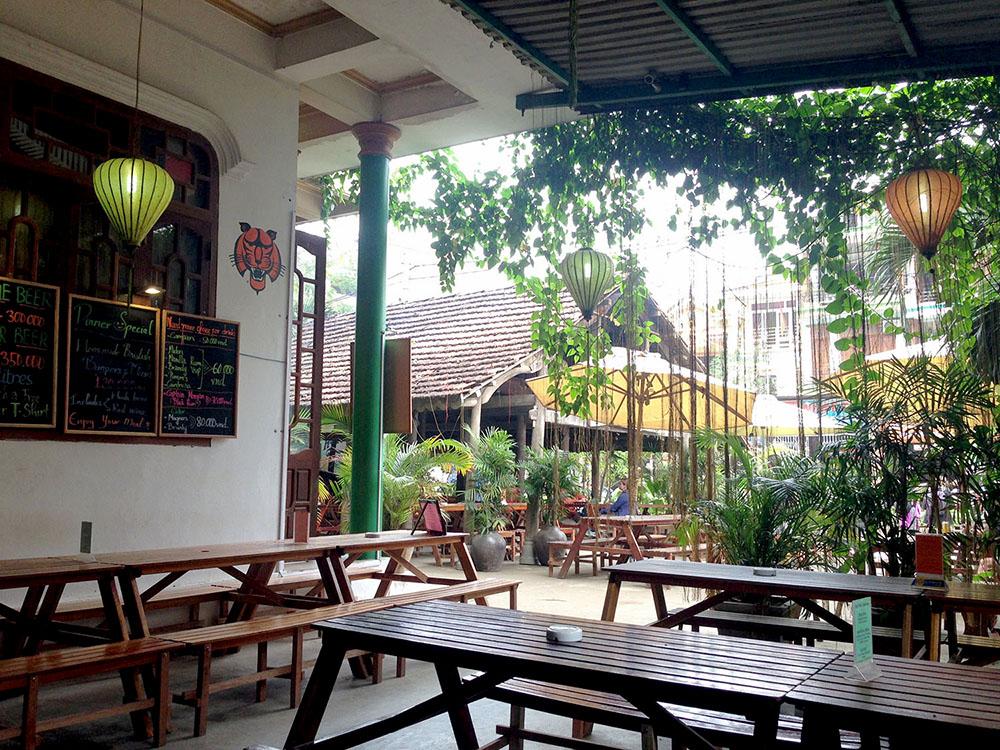 Easy Tiger Hostel Phong Nha Vietnam Itinerary