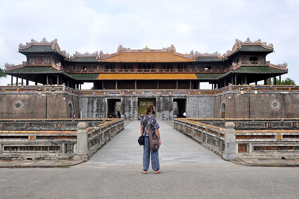 Hue Vietnam Royal Palace