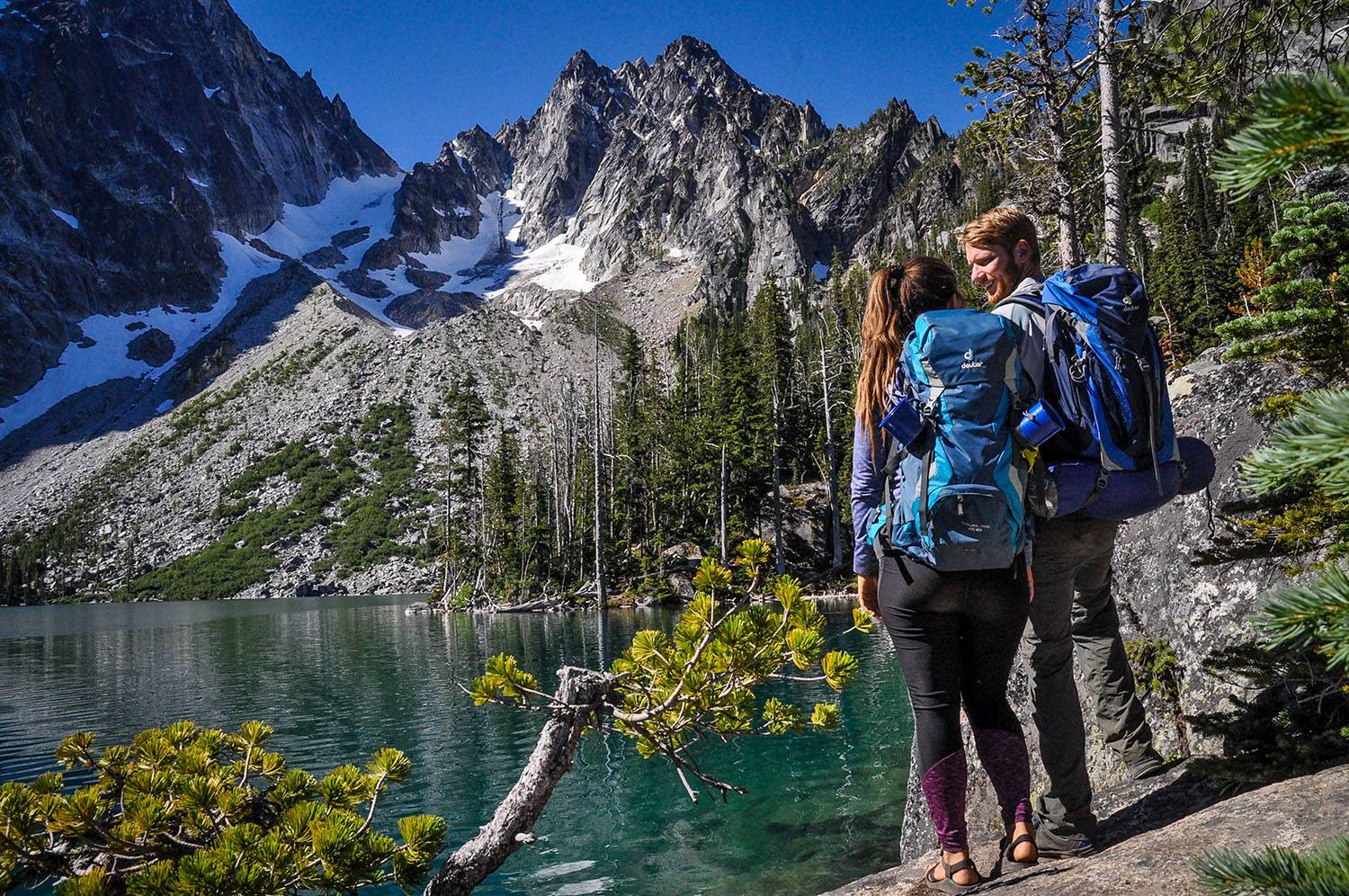 Best Things to Do in Washington State Enchantments Colchuck Lake