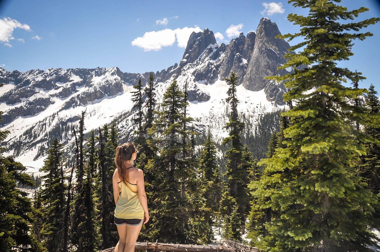 Best Things to Do in Washington State Washington Pass Overlook