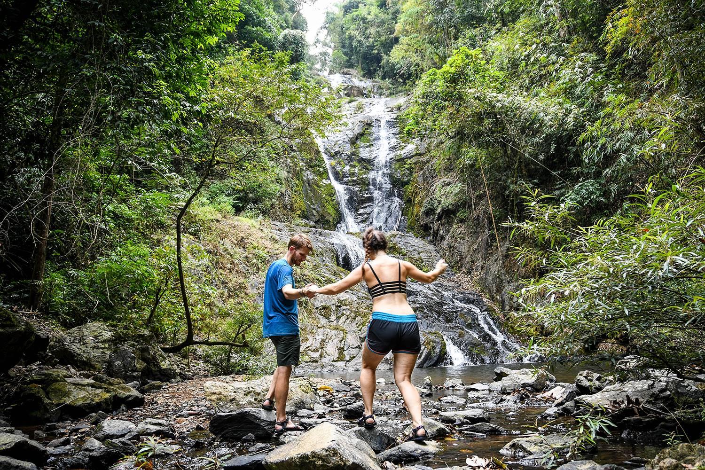 Khao Sok National Park Travel Guide Than Sawan Waterfall