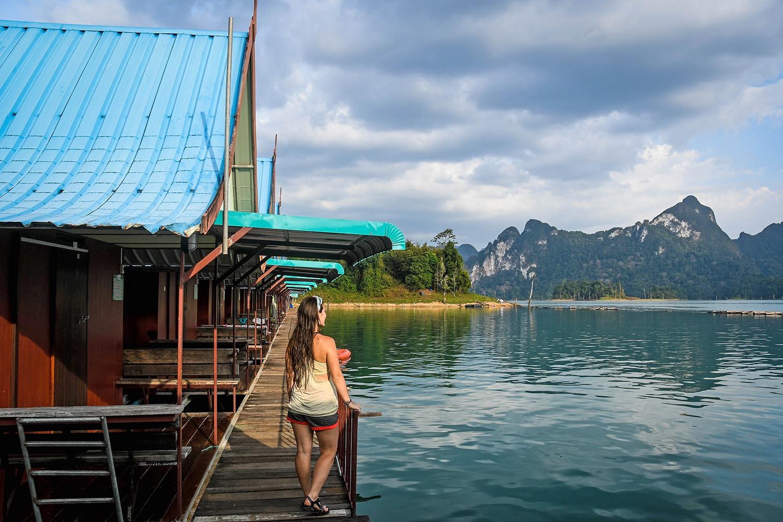 Khao Sok National Park Travel Guide Cheow Lan Lake Floating Bungalows