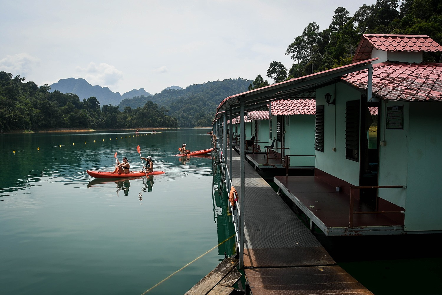 Khao Sok National Park Travel Guide Smiley Floating Bungalows