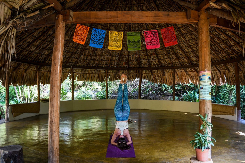 Things to Do in Lake Atitlan: Yoga Class