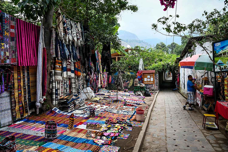 Things to Do in Lake Atitlan: San Marcos Vendors