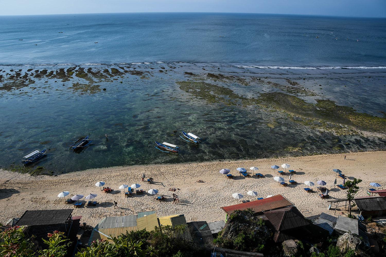 Things to do in Bali Uluwatu Beaches