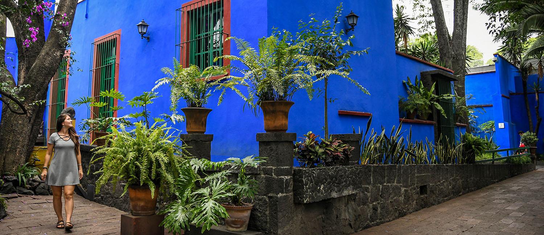 Mexico Travel Guide: Frida Khalo House