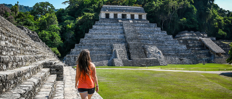 Mexico Travel Guide: Palenque Ruins