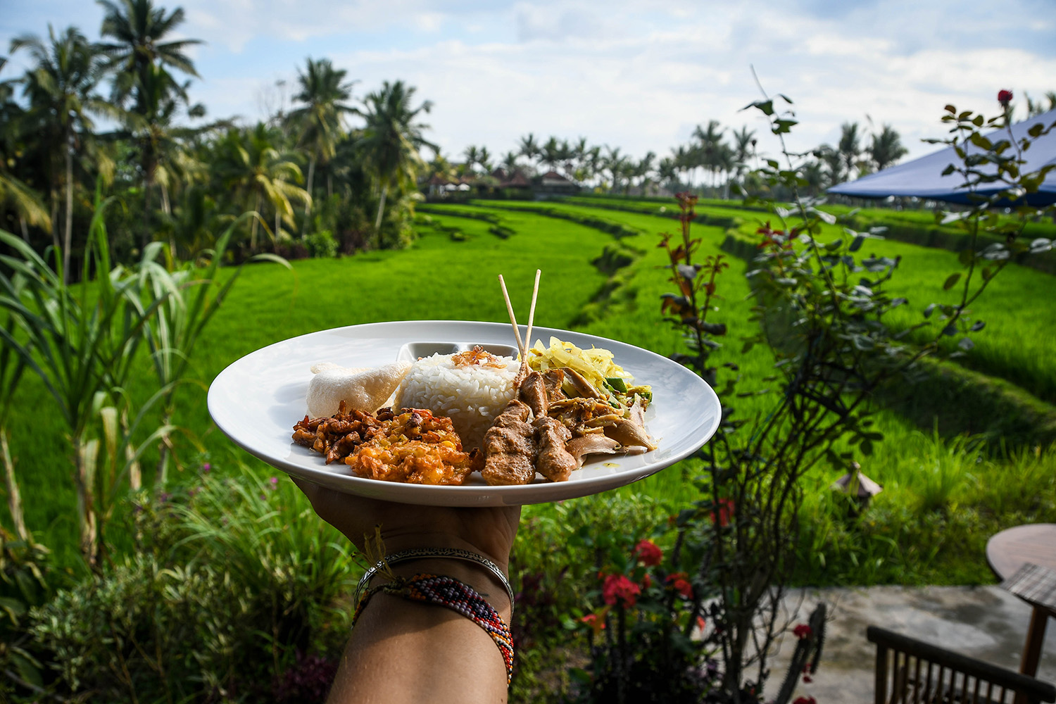 Things to do in Bali food
