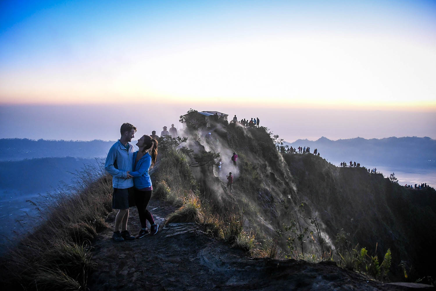 Things to do in Bali Mount Batur Sunrise