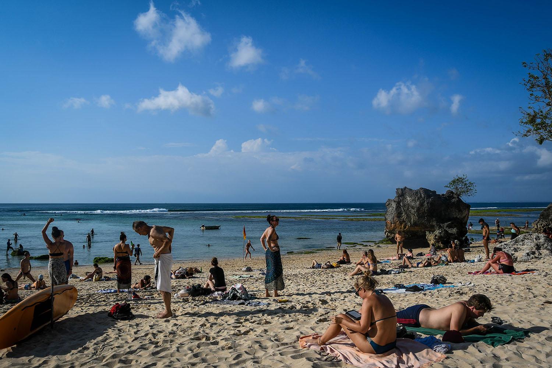 Things to do in Bali Padang Padang Beach