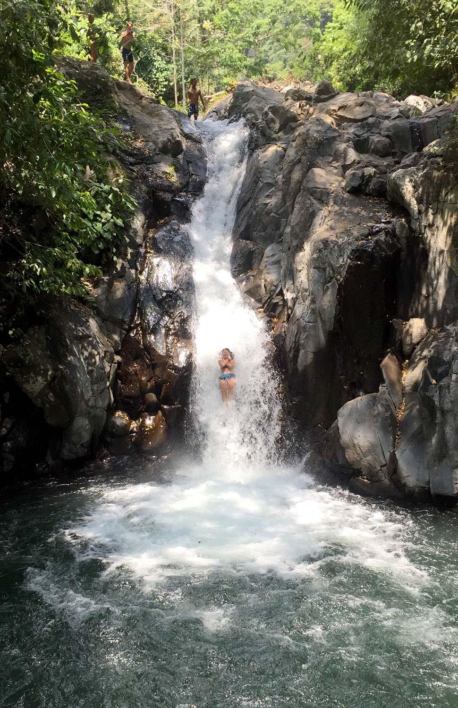 Things to do in Bali Aling Aling Waterfall
