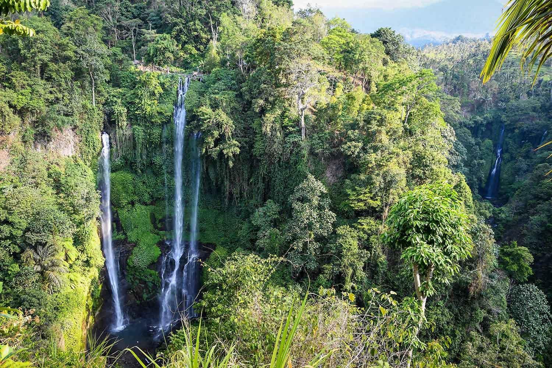 Things to do in Bali Sekumpul Waterfall