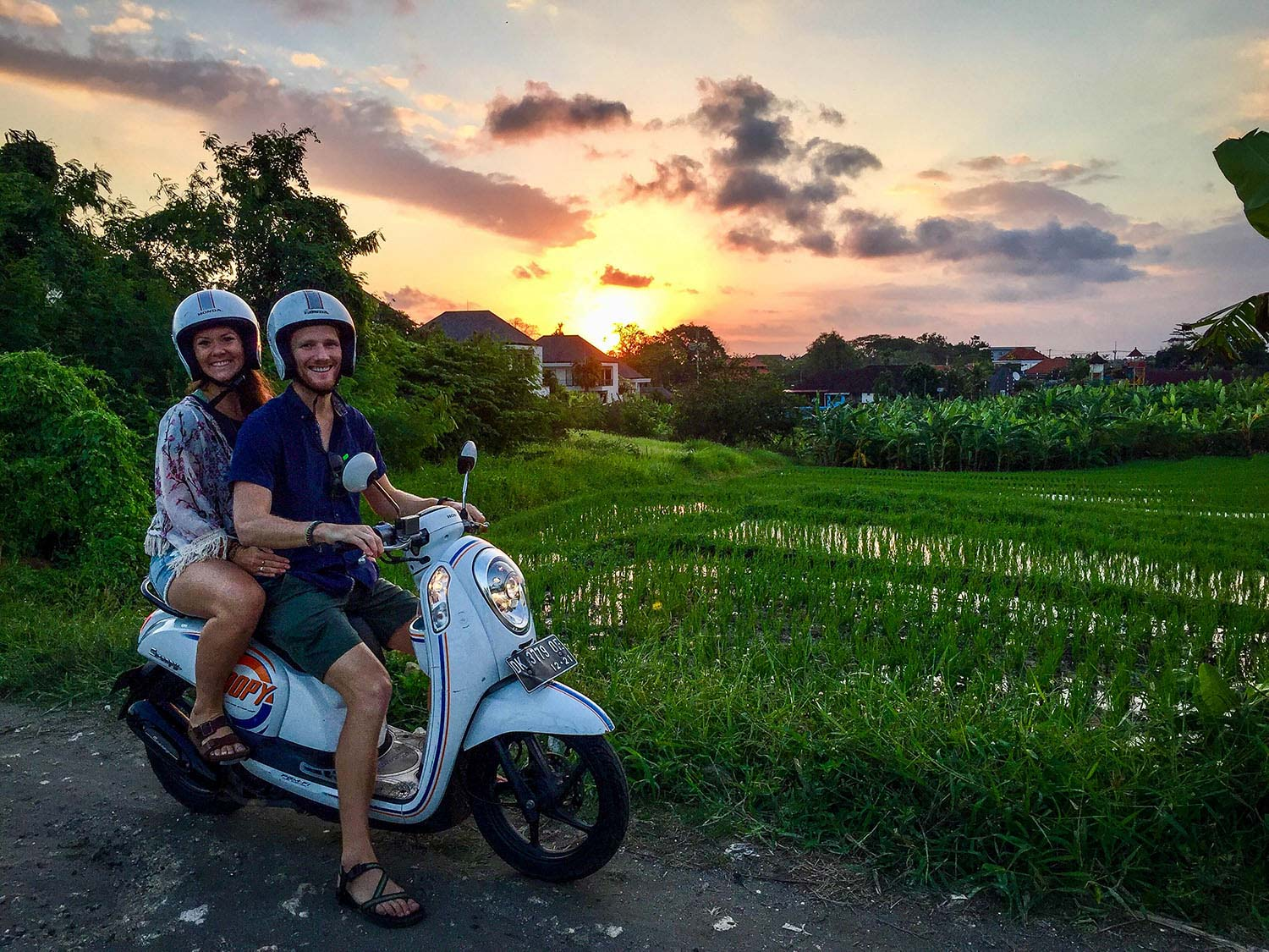 Things to do in Bali Rent a Motorbike