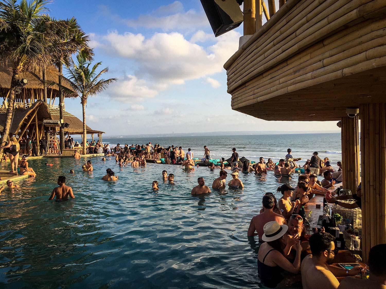 Things to do in Bali Beach Club