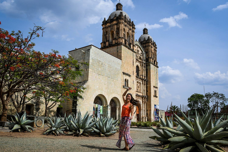 Things to Do in Oaxaca Santa Domingo Church
