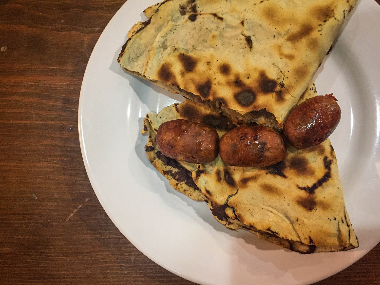 Things to Do in Oaxaca Mexican Food Chorizo