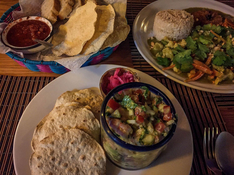 Things to Do in Oaxaca Calabacitas Tiernas
