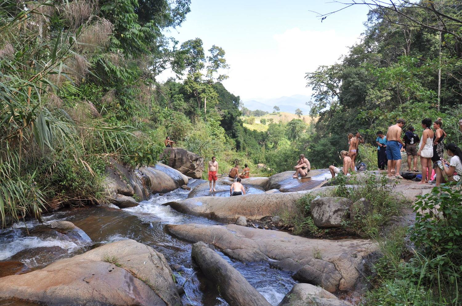 Mor Paeng Waterfall Complete Guide to Pai, Thailand