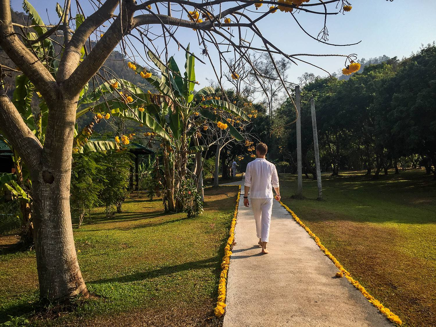Things to do in Pai Thailand Meditation Retreat