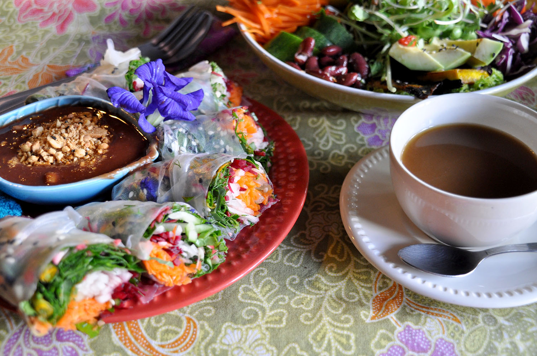 Earth Tone Pai Thailand Vegan