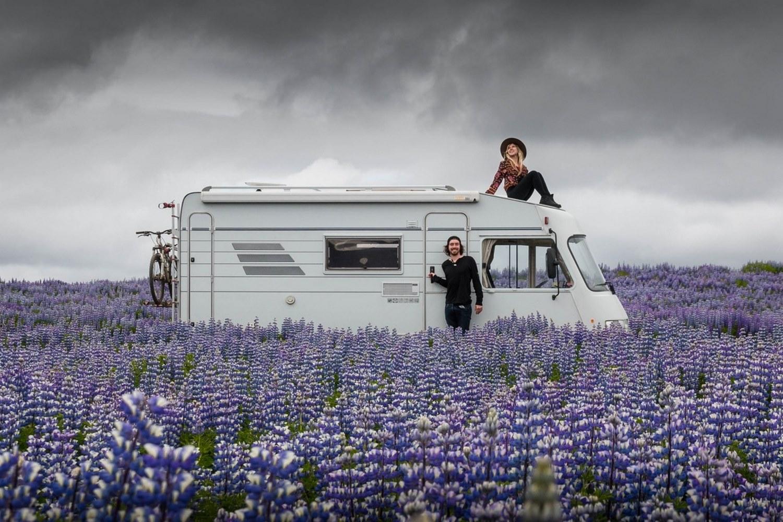 Campervan Rockstars Hymer Life