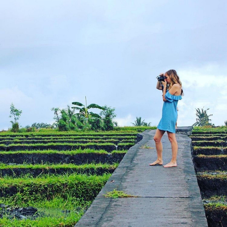 Photography tip Bali rice field Amanda Pointer