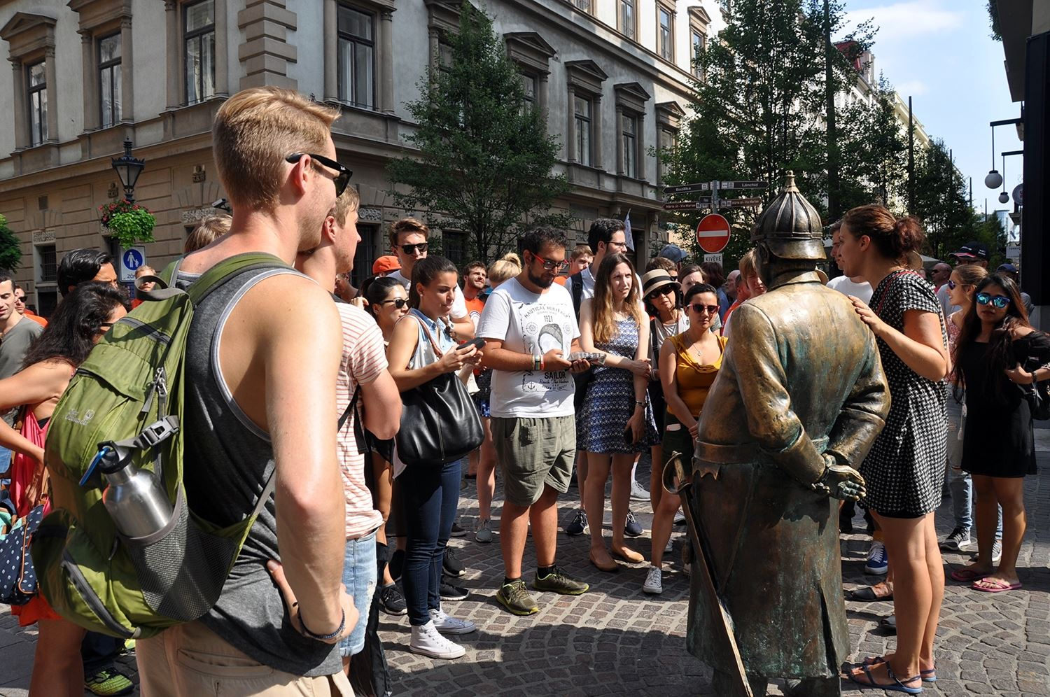 Free Walking Tour Things to Do in Budapest Travel