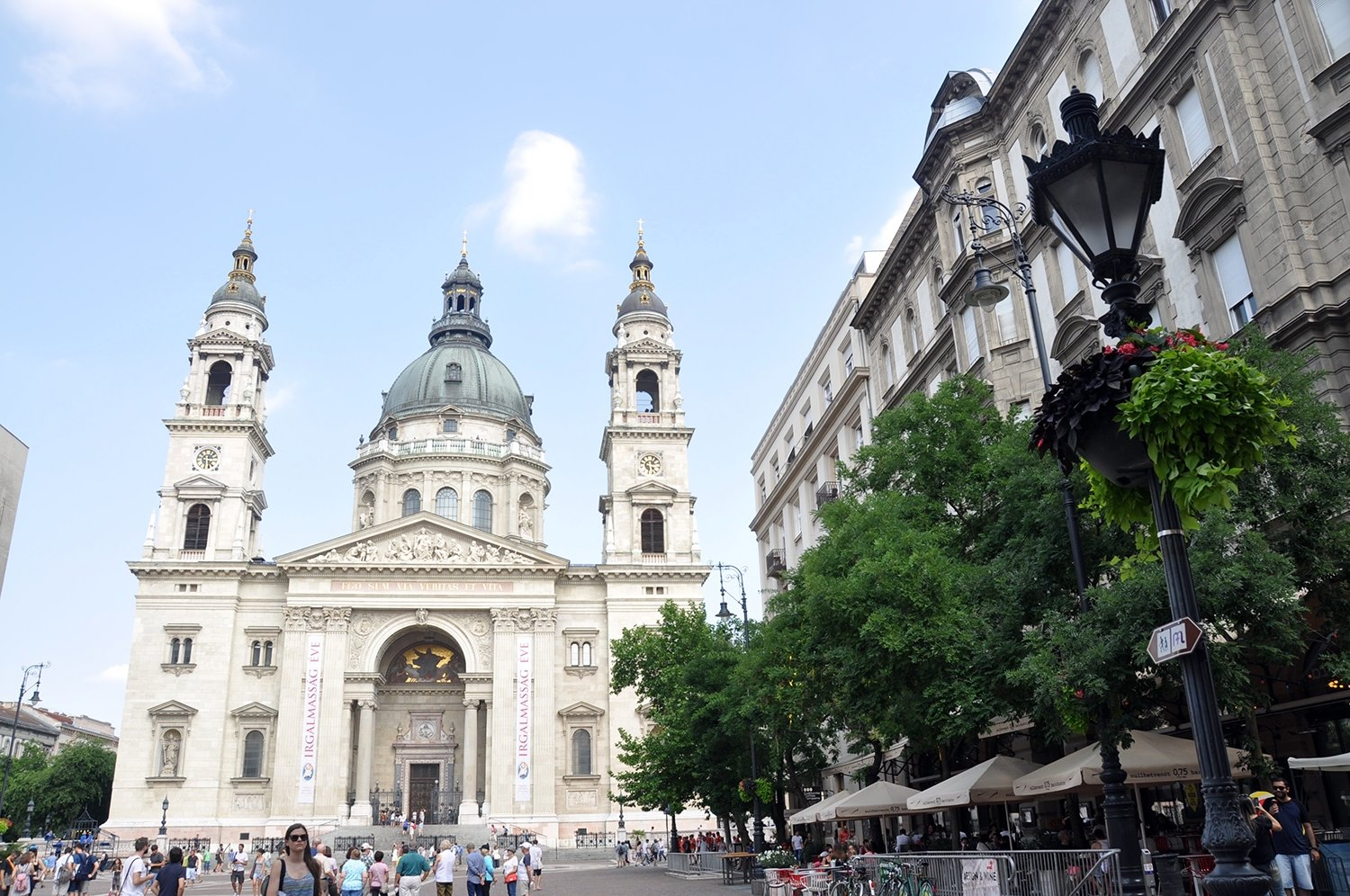 St. Stephens Basilica Things to Do in Budapest Travel