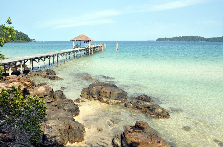 Two Weeks in Cambodia Itinerary Koh Rong Samloem