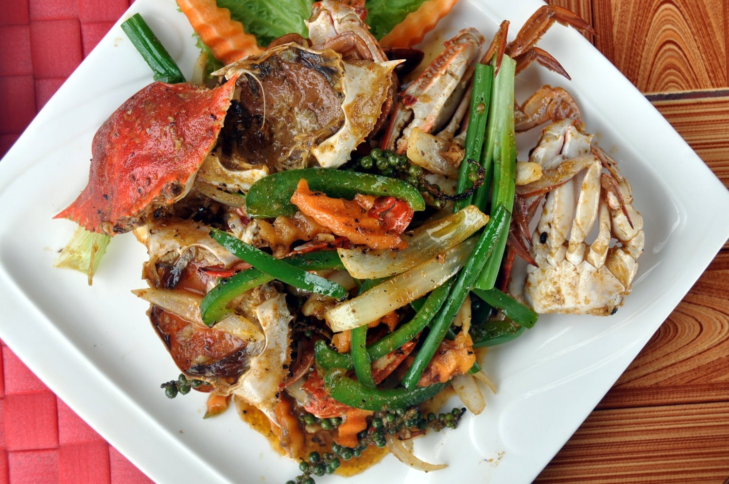 Two Weeks in Cambodia Itinerary Kep Peppercorn Crab