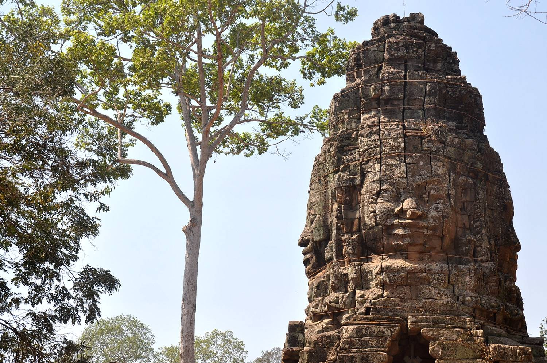 Two Weeks in Cambodia Itinerary Angkor Wat Temples Bayon