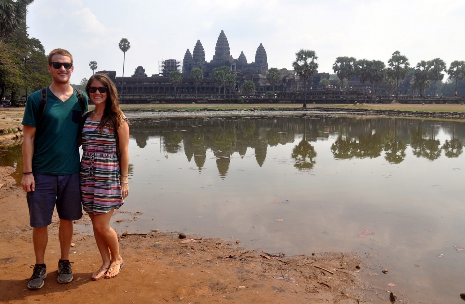 Two Weeks in Cambodia Itinerary Angkor Wat Temple