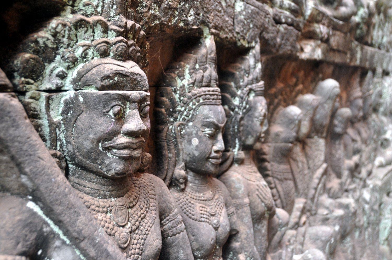 Two Weeks in Cambodia Itinerary Bantari Suray