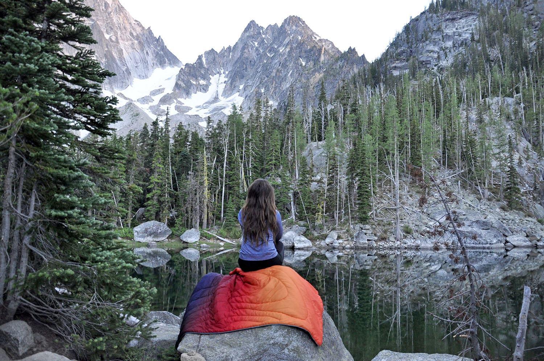 Campervan Gear Packing List Rumpl Blanket