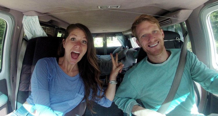 Living in a Van: Road Trip Budget & Daily Costs of Vanlife | Two