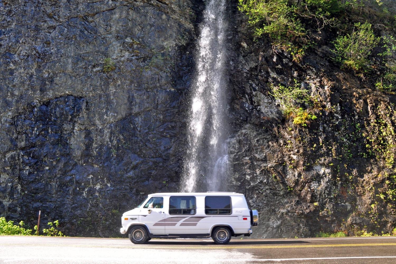 Campervan Budget Road Trip