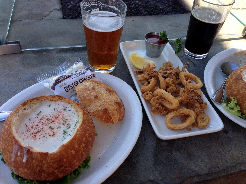 Campervan Budget Road Trip Restaurant
