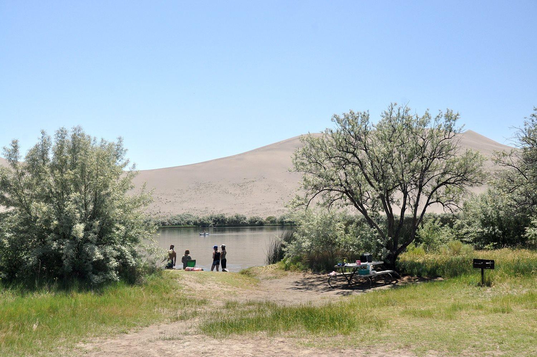 One Wild Week Road Tripping in Idaho Bruneau Sand Dunes