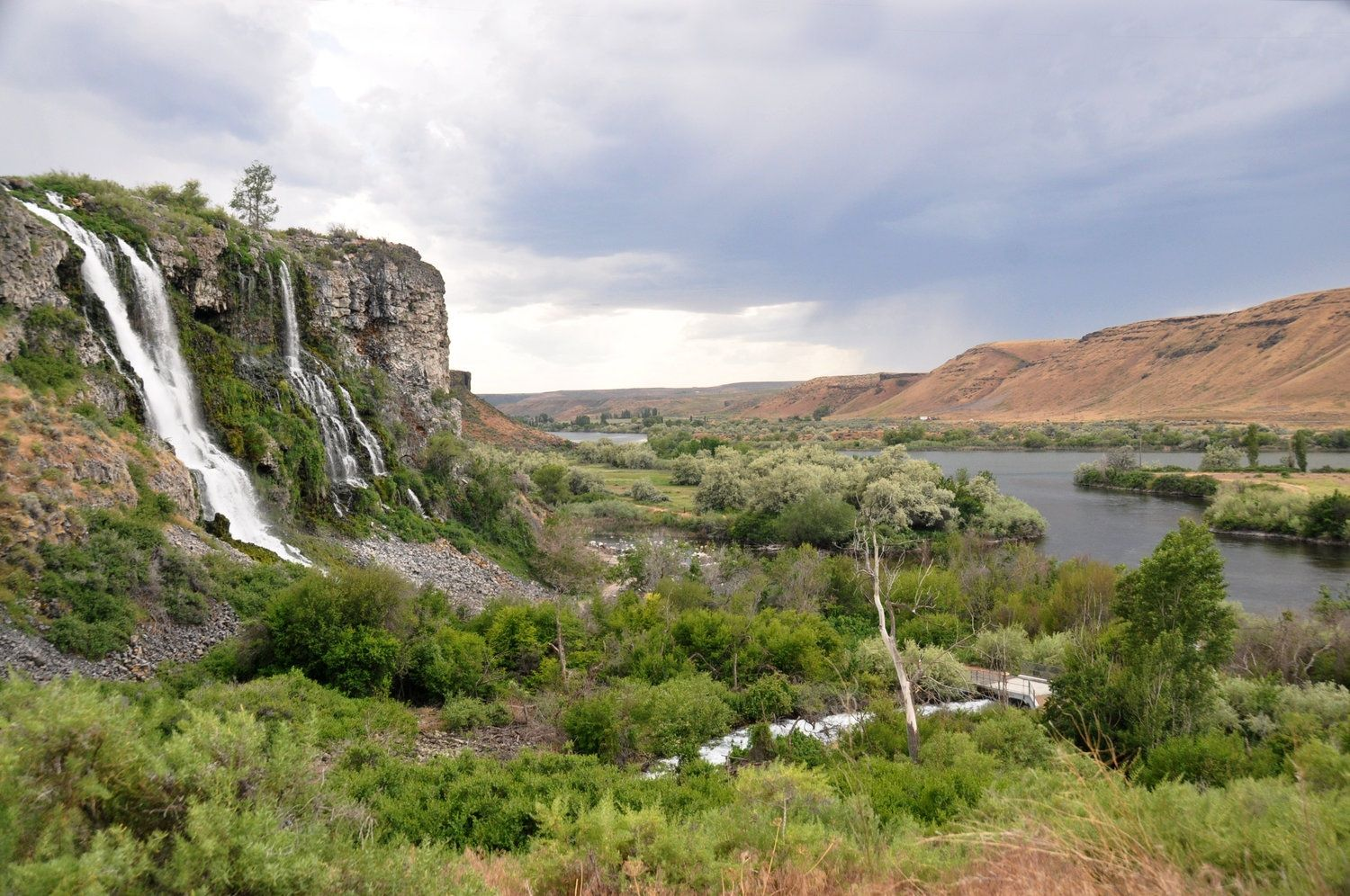 One Wild Week Road Tripping in Idaho Thousand Springs