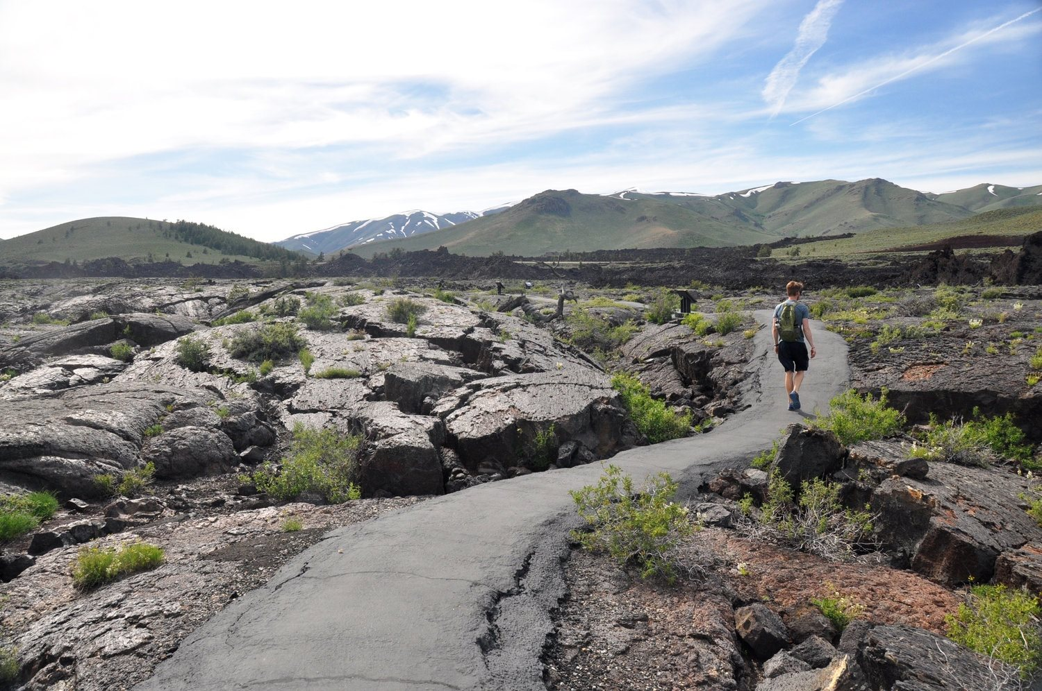 One Wild Week Road Tripping in Idaho Craters of the Moon