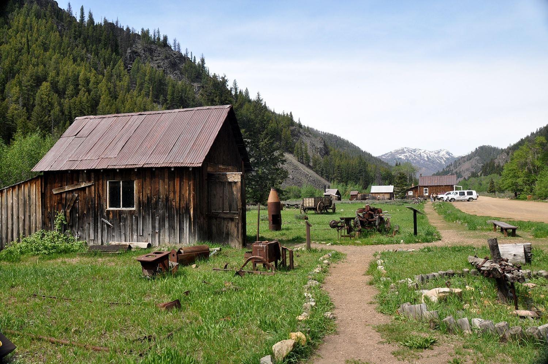 One Wild Week Road Tripping in Idaho Custer Ghost Town