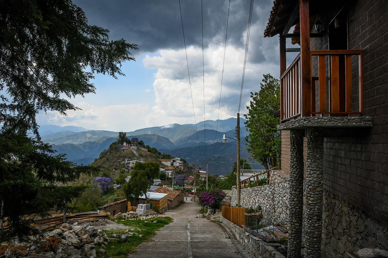 Hiking in Oaxaca's Sierra Norte Villages