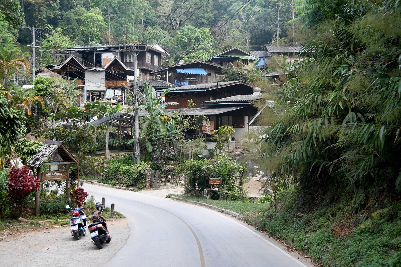 Sustainable Travel Thailand Hilltribe