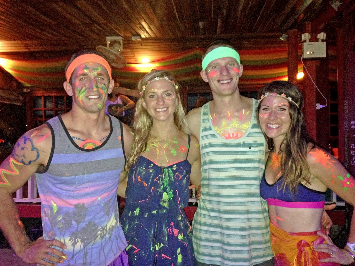 Sustainable Travel Thailand Tips Full Moon Party