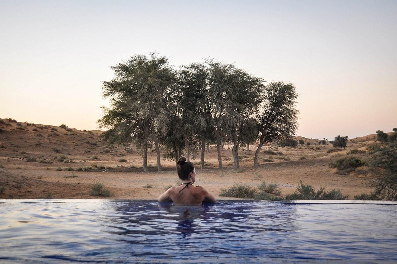 Ritz Carlton Al Wadi Desert Ras Al Khaimah UAE