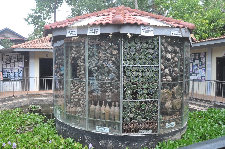 Landmine Museum Siem Reap