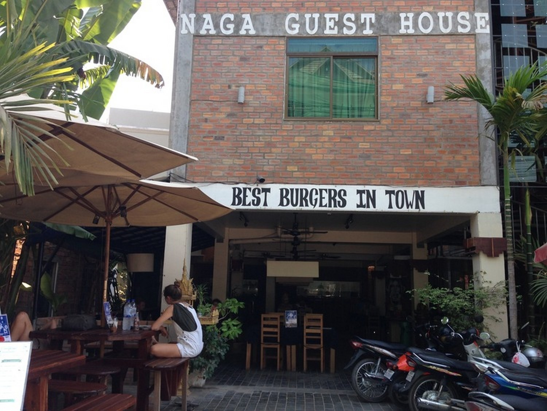 Naga Angkor Guesthouse Siem Reap Mad Monkey