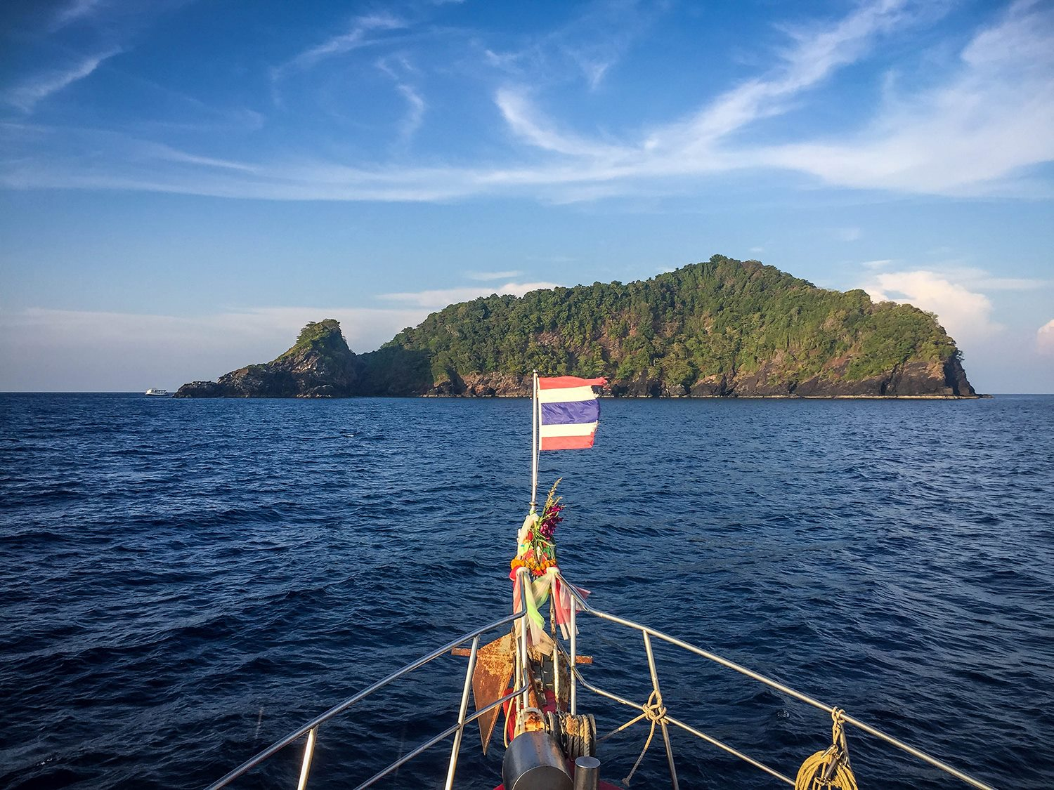 Similan Islands Liveaboard Wicked Diving Thailand Koh Bon